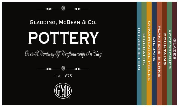 Gladding, McBean Catalog